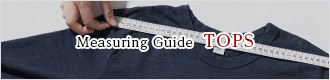 Measuring Guide  TOPS
